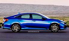 2018 Civic Si Specs by 2018 Honda Civic Si Sedan Price Honda Civic Updates