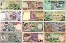 Kumpulan Gambar Mata Uang Indonesia Dari Dulu Hingga
