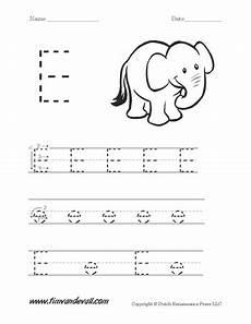 letter e tracing worksheets for preschool 23587 letter e worksheets preschool alphabet printables