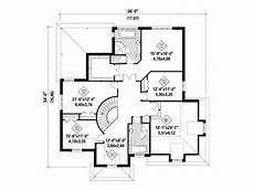 2nd floor plan 072h 0017 plan 072h 0143 find unique house plans home plans and