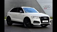 audi q3 s line audi q3 tfsi quattro s line black edition white 2017
