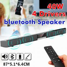 Drow Drivers Bluetooth Speaker Display Stereo by Drow 40w 4 Drivers Bluetooth Speaker Led Display 3d Stereo