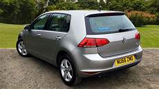 used volkswagen golf 2 0 tdi match edition 5dr diesel