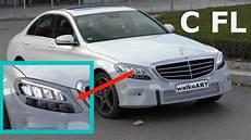 Mercedes Erlk 246 Nig C Klasse C Class Facelift W205 Mopf 2018