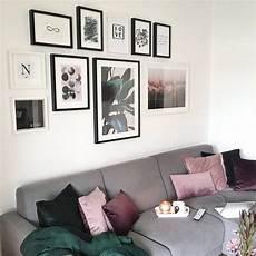 poster für wohnzimmer gr 252 n und pflaume meine neue farbkombi im wohnzimmer