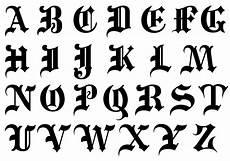 alfabeto gotico lettere caratteri numerici per tatuaggi yz74 pineglen