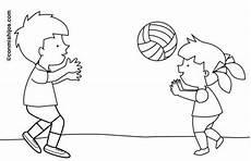 Malvorlagen Kostenlos Jugar Kostenlose Malvorlage Sport Kinder Spielen Zum