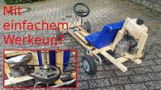 Sachen Zum Selber Bauen - kettcar mit motor selber bauen 50km h 1080p ger