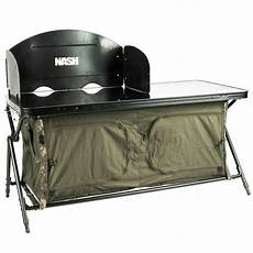 nash bank life cook station new carp fishing cooking