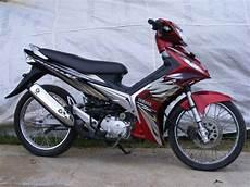 Modifikasi Smash 2004 by My Mobile Suzuki Smash 2004 Modif Mx 2008