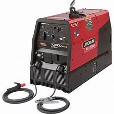 lincoln electric eagle 10 000 plus welder generator with kohler engine 225 dc 9 000 watt