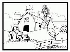 simple farm animals coloring pages 17459 farm coloring pages for preschool coloring home