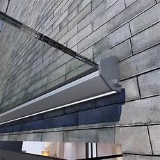Vordach Glas Freitragend - glas vordach freitragend inkl glas rowagu de