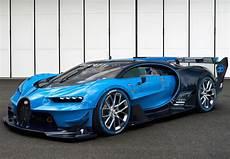 Bugatti S Hyper Performance Concept Car The Vision