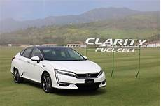 2017 Honda Clarity Fuel Cell Drive Of Hydrogen