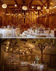 7 barn wedding decoration ideas for a spring wedding