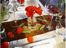 30 Floral Table Decorations and Centerpieces, Table Decor
