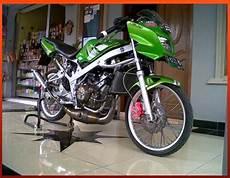 Modifikasi S by Modifikasi Kawasaki 150 R Ceper Velg Tdr Terbaru
