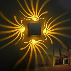 tanbaby modern led wall light aluminum wall sconce 3w ac85