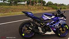 Modifikasi Yamaha R15 by Yamaha R15 V2 Modifikasi Petrik Story