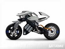 Yamaha MOTOROiD La Moto Con Inteligencia Artificial