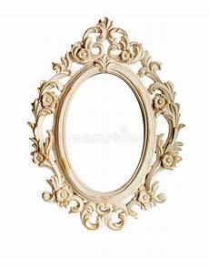 styropor bilderrahmen barock ornate frame isolated stock photo image of mirror
