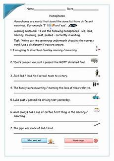 worksheets for year 5 19212 year 5 and 6 homophone worksheet teaching resources