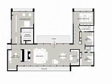 u shaped ranch house plans fantastic u shaped house plans with courtyard hd l tikspor
