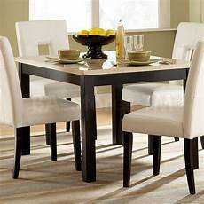Dining Room Square Table square dining table for 4 homesfeed