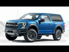 Images Of 2020 Ford Bronco by New Ford Bronco 2020 Ford Bronco Exterior And Interior