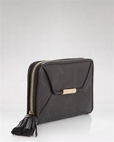 see by chlo 233 wallet cherry zipped in black lyst