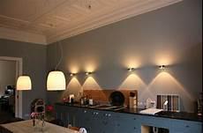Led Spots Dachschräge - indirekte beleuchtung decke dunkeles interior leuchte