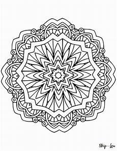 mandala coloring pages free 17945 beautiful free mandala coloring pages skip to my lou