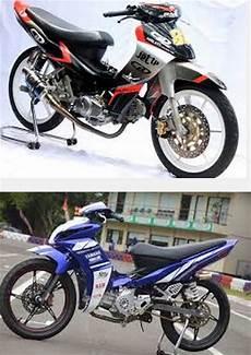 Modifikasi Motor Jupiter Z1 by Modifikasi Motor Yamaha Jupiter Z1 New Cw Ceper Terbaru