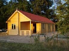 Maison Bois 60m2 L Habis