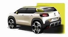 citroen c3 cross coty 2018 finalists citro 203 n c3 aircross auto design