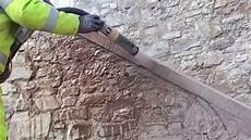 Altes Mauerwerk Reinigen - mauerwerk reinigen mit f s t