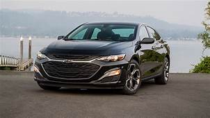 2019 Chevrolet Malibu RS First Drive Expanding The
