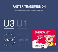 Sastfoe Year Limited Edition 64gb Memory by Sastfoe Year Of The Pig Limited Edition U3 256gb Tf Memory