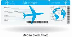 Air Ticket Illustrations And Clipart 10 222 Air Ticket