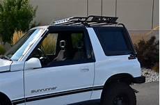 Suzuki Sidekick Roof Rack by Tracker Armour Alteredego Motorsports