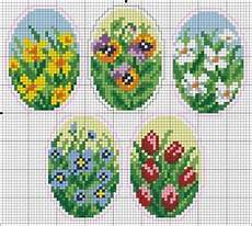 273 Best Easter Cross Stitch Images Easter Cross Cross