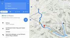Route Mit Zwischenzielen Berechnen Lassen In Maps