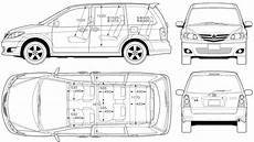 Auto Mazda Mpv 2006 Bild Bild Zeigt Abbildung