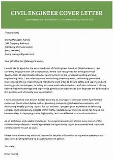 civil engineer cover letter exle resume genius