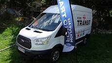 2018 ford transit 4x4 2 0 tdci 170 trend business