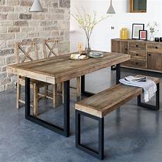 table salle a manger largeur table 224 manger extensible bois recycl 233 140 180 brisbane
