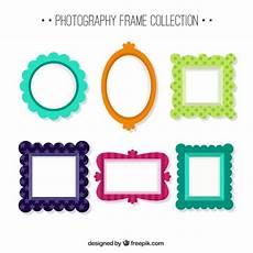 cornici illustrator cornici colorate decorative scaricare vettori gratis