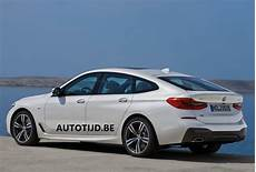 New Bmw 6 Series Gt Official Photos Now 50 Prettier
