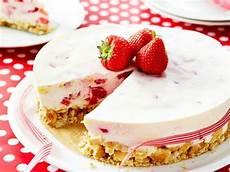 Strawberry Cheesecake Ohne Backen Eat Smarter